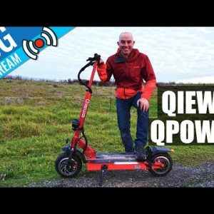 Scooter Live Chat #22 - World Scooter News + Qiewa QPower + Your Questions