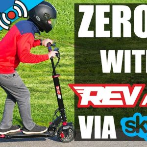 Scooter Live Chat #24 - ZERO 9 WITH REVRIDES LIVE VIA SKYPE