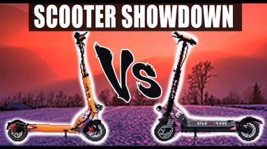 Scooter Showdown: Emove Cruiser Vs NanRobot D5+