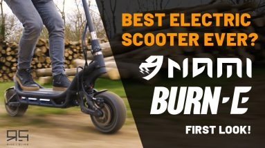 Best Electric Scooter? The Nami Burn-e (Viper) is the Real Deal! Full Review