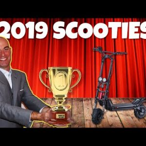 The 2019 Scooties - Top Voted Electric Scooters