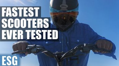 The Fastest Scooters Ever Tested | Apollo Pro & Ludicrous Review