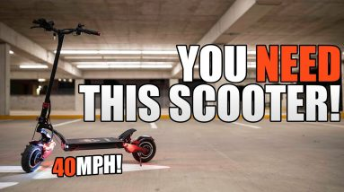THE SCOOTER THAT CHANGED MY MIND | VARLA EAGLE ONE REVIEW