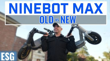 The Top 4 Differences Between the Segway Ninebot Max and Max G30LP