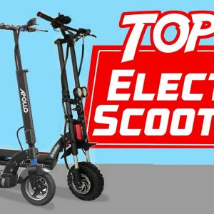 Top Electric Scooters of 2021 Based on 2,381 Rider's Feedback
