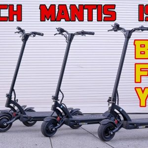Ultimate Kaabo Mantis Line Up: Which Scooter Is Best for You?