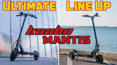 Ultimate Line Up: Picking the Best Kaabo Mantis for You | ESG Liveshow #83