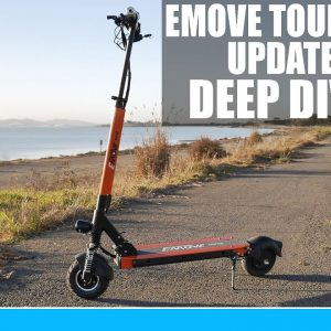 Updated Emove Touring Deep Dive | Live Show #57