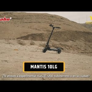 Urban Rider Review - Scooter Eléctrico - Mantis 10LG