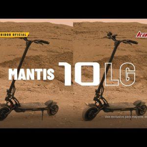 Urban Rider – Scooter Eléctrico Mantis 10LG - Kaabo