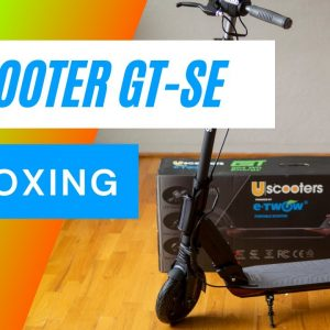 UScooter 🛴 GT SE Unboxing - $60 OFF