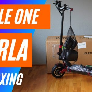 Varla Eagle One Electric Scooter 🛴 Unboxing 🛴