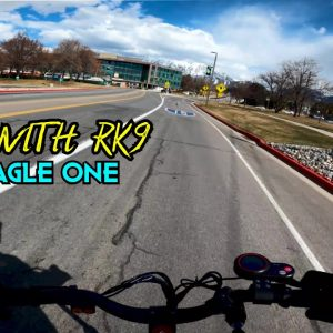 Varla Eagle One High-Speed Ride: First Ride of Spring!