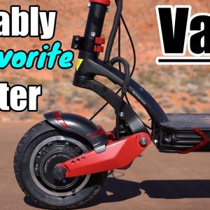 Varla Eagle One Scooter Review | Electric Scooter | Off Road Scooter |