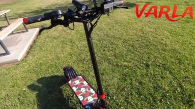 Varla Eagle One upgrades and riding