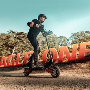Varla Scooter | Dual motor conquer all terrain