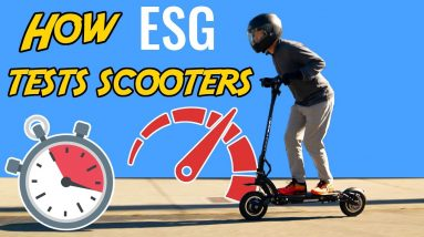 How We Set the Standard for Scooter Testing | Exclusive on ESG Liveshow #77