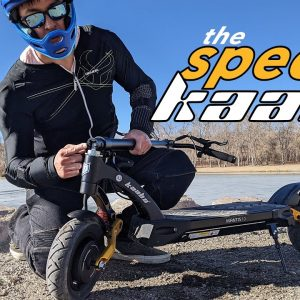 What's special about the Kaabo Mantis Pro SE?