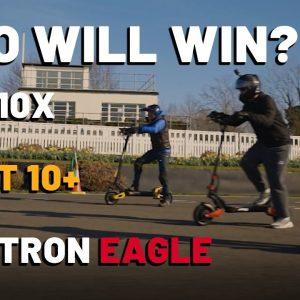 Who will win? Vsett10+ vs Zero10x vs Dualtron Eagle