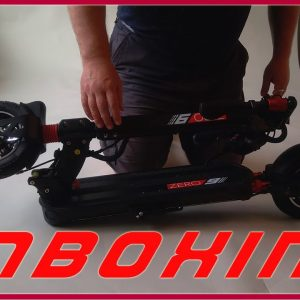 Zero 9 unboxing - Electric Scooter Unboxing
