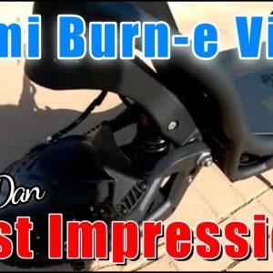 2021 NAMI Burn-e Viper | First Impressions