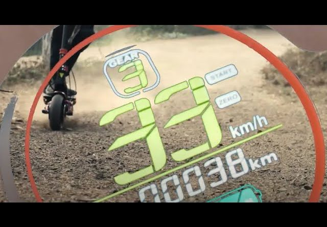 40 MPH/64 KPH All Terrains Electric Scooter | Varla Eagle One