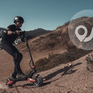 Fast Off-road Electric Scooter for Adults | Varla Eagle One