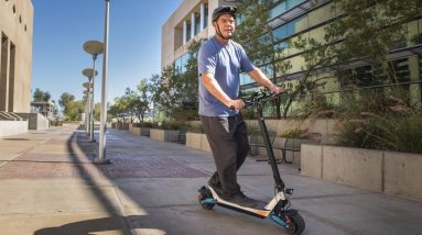 Great Electric Scooter For Adults 2021 | Varla Pegasus
