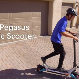 Perfect Way To Explore The City | Varla Pegasus Electric Scooter