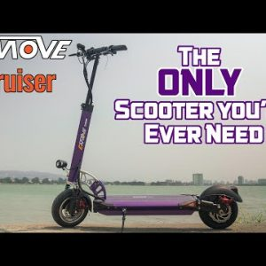 The Only Electric Scooter You'll Ever Need | 2021 EMOVE Cruiser Electric Scooter Full Review
