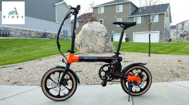 Is a $500 Mini Folding E-Bike Any Good? Macwheel LNE-16 E-bike Review