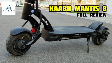 Kaabo Mantis 8 Full Review! I'm Surprised How Much I Like This Scooter