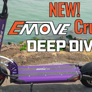 NEW UPDATED EMOVE Cruiser Deep Dive | Liveshow #93