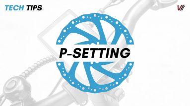 P-Setting Instruction for Varla Pegasus