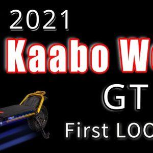 Say Hello... | 2021 Kaabo Wolf GT