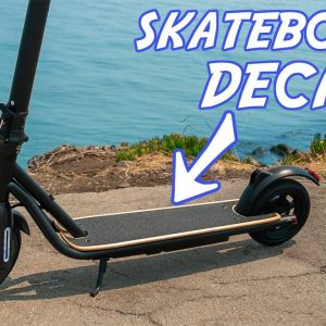 Fluid CityRider Electric Scooter Review: The Best Looking Cheap Electric Scooter