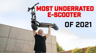 2021's Most Underrated Electric Scooter: Wolf Warrior X and X Pro | Full Review
