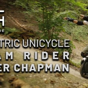 Electric Unicycle Team Rider - Roger Chapman