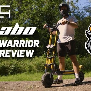 Kaabo Wolf Warrior King - A closer look!