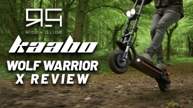 Kaabo Wolf Warrior X Pro - Full Review