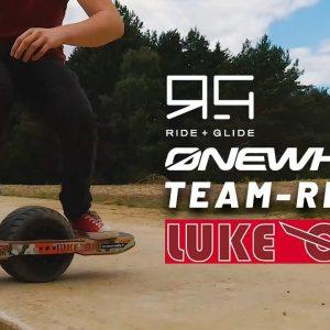Ride + Glide Team Rider Series - Onewheel - LukeOW