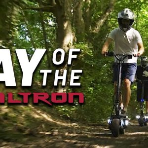 A day out on Dualtron electric scooters!