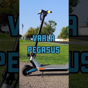 Scooter Reviews in 1 Min. or Less: Varla Pegasus #Shorts